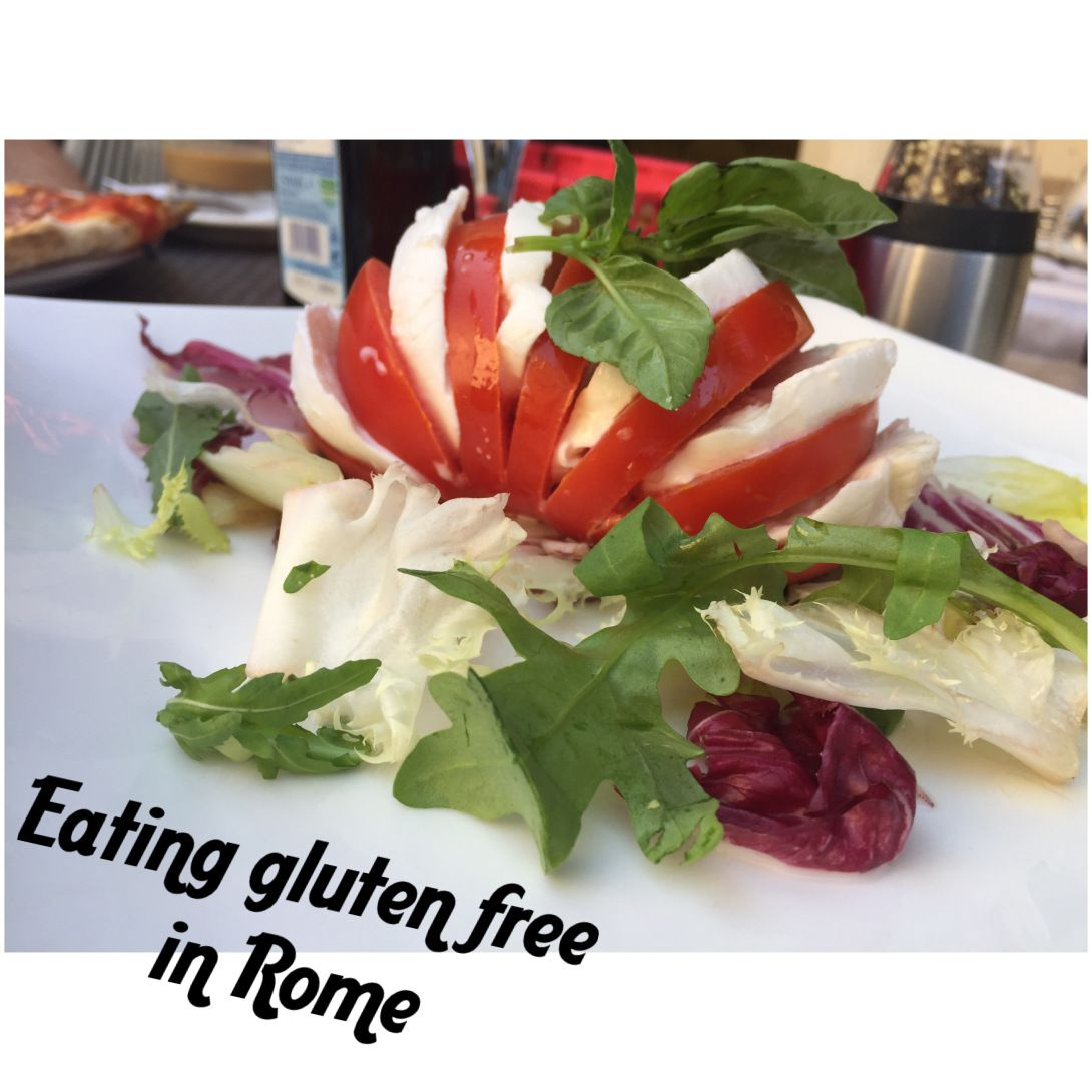 Eating gluten free in Rome