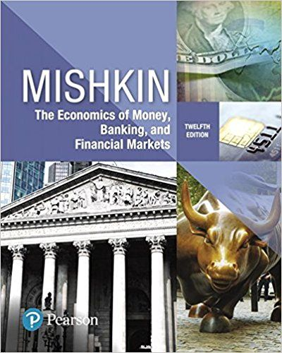 solution manual for economics of money banking and financial markets