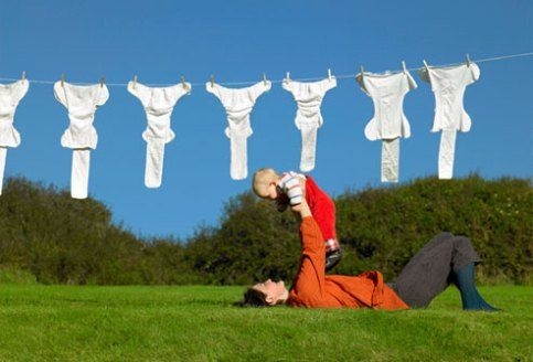 The Guide to Cloth Diaper Laundering: Washing & Drying