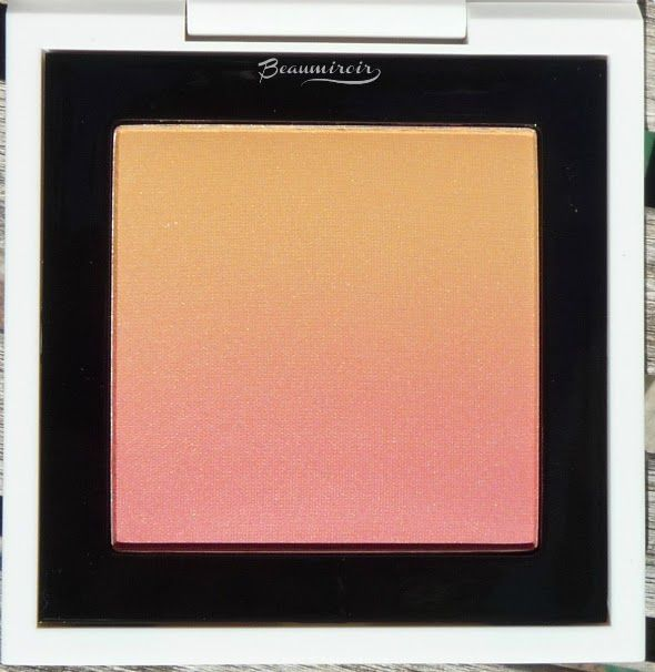 Beaumiroir: MAC Toledo Ombre Blush in Ripe Peach: review, photos, swatches