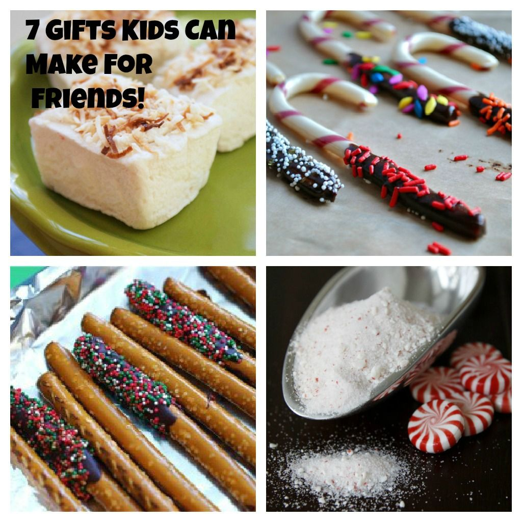 7 Homemade Food Gifts Kids Can Make For Friends
