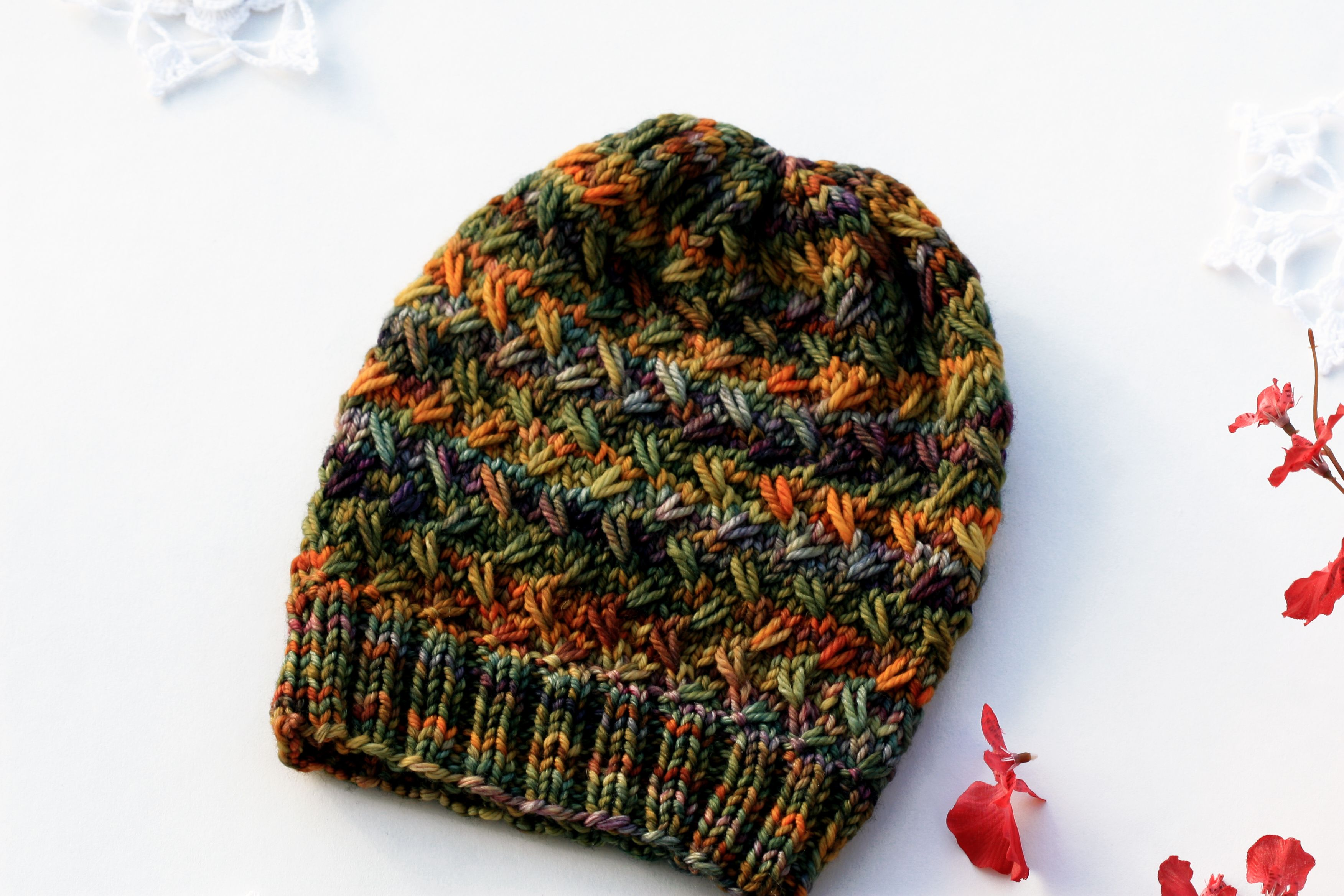 Muir Woods Beanie Pattern | Bags & Accessories | Pinterest | Beanie ...