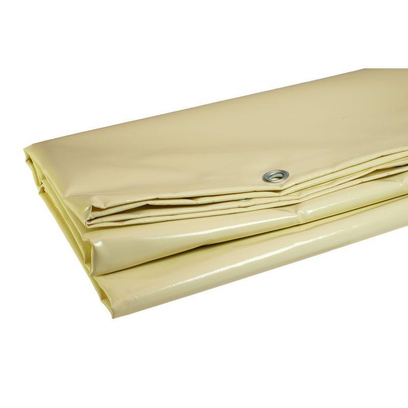 Bache Pergola 4 X 3 M Ivoire Pvc 680g M2 Haute Protection Traitee Anti Uv Qualite Pro Univers Du Pro Pergola Toile Continental Wallet