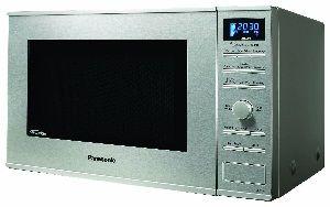 Panasonic Nn Sd681s Stainless Steel Genius Prestige 1 2 Cuft 1200 Watt Sensor Microwave With Inverter Microwave Oven Built In Microwave Oven Built In Microwave