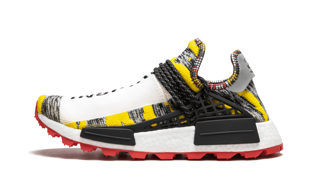 5cf9cd2e1a5 adidas Pharrell Williams Solar HU NMD 'Solar Pack 3MPOW3R ' - Size 4 ...