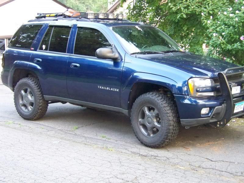 Painted Rims Chevy Trailblazer Trailblazer Chevrolet Suburban