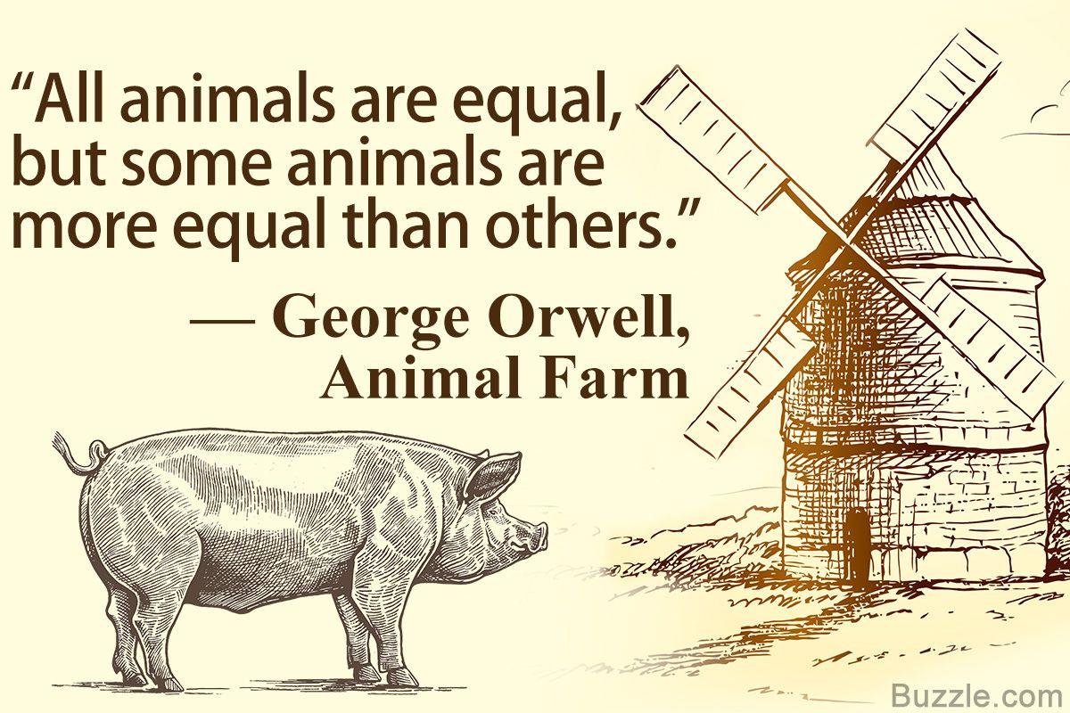 Pin By Traci Grimm On Animal Farm Political Satire Satire Politics