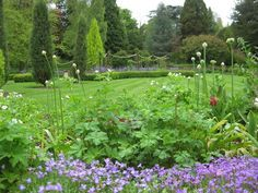 Berkshire Gardens Open For The Ngs Beautiful Gardens Berkshire Newbury