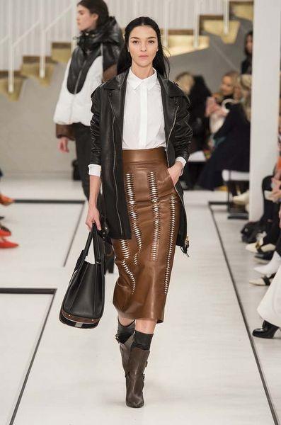 Milano Moda Haftası: Tod's Sonbahar 2017 - Fotoğraf 1 - InStyle Türkiye