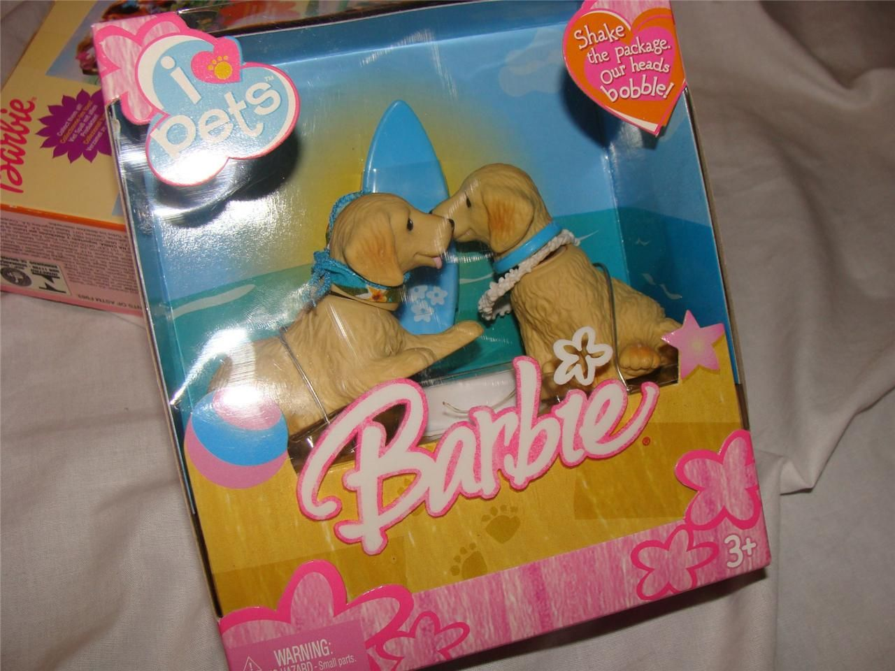 Auctiva Image Hosting Barbie doll set, Doll house pets