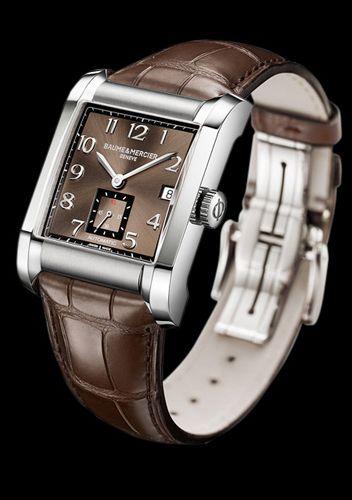 Reloj cuadrado hombre