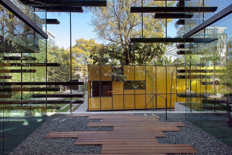 Falcn Headquarters 2, Città del Messico, 2014 - rojkind arquitectos