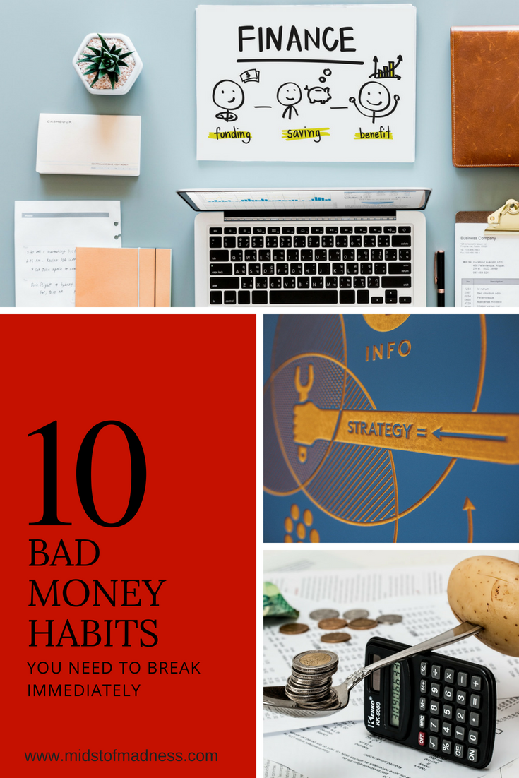 Discussion on this topic: Bad Money Habits You Can Break, bad-money-habits-you-can-break/