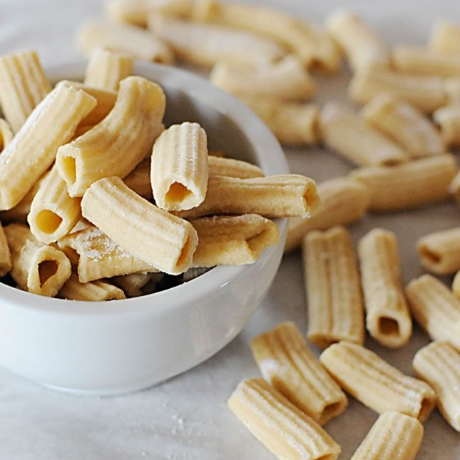 homemade pasta is shockingly easy to make. It takes a little bit of time (get ready to love your rolling pin if you don't have a pasta maker), but the result is completely worth the wait. Here are 12 of our favorite recipes—tell us which one you'll be trying in the comments!