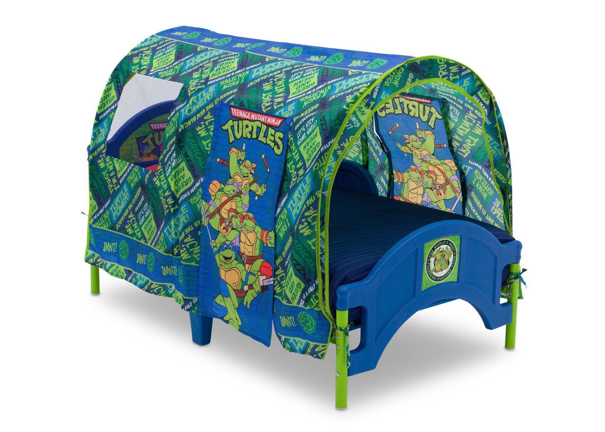 Teenage mutant ninja turtles toddler tent bed ninja turtles