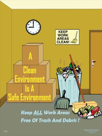 Safe and clean environment essay