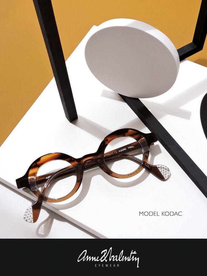 Anne Et Valentin Eyewear Model Kodac Anne Et Valentin