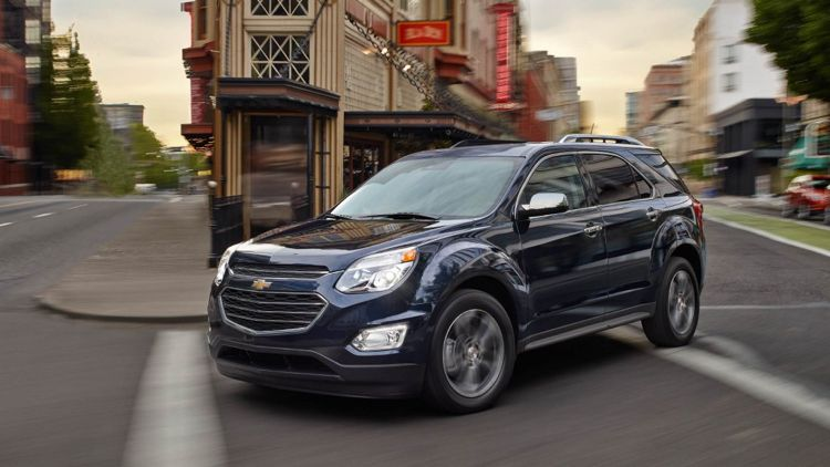 2016 Chevrolet Equinox Reports For Strictly City Duty Vroom