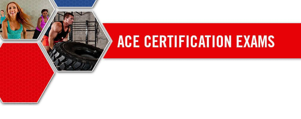 certification personal ace computer exam trainer fitness acefitness