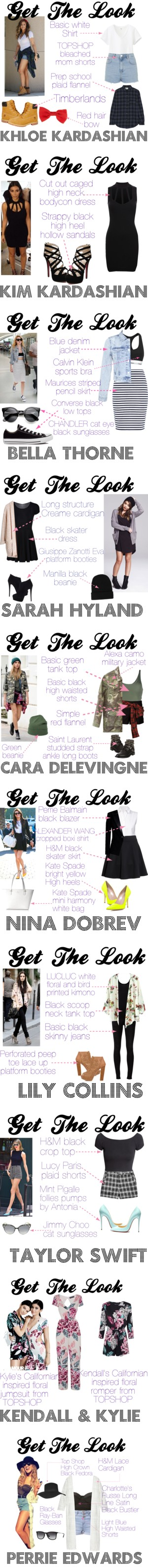 """""""Get The Look"""" by athequeenb on Polyvore"""