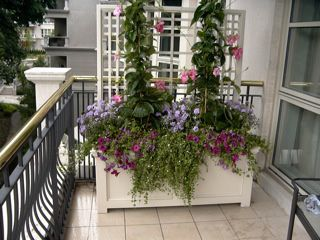 17 Best images about BALCONY IDEAS on Pinterest Gardens The