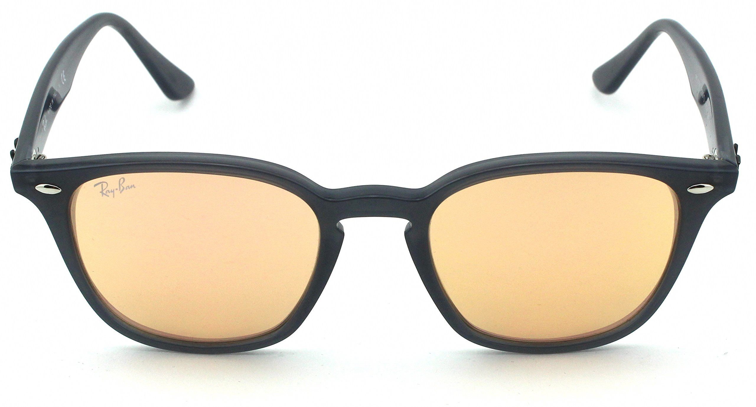 fdcabf0190 RayBan RB4258 New Style Unisex Sunglasses Opal Grey Lens Orange mirror Lens 62307J  50   You can find more details by visiting the image link.