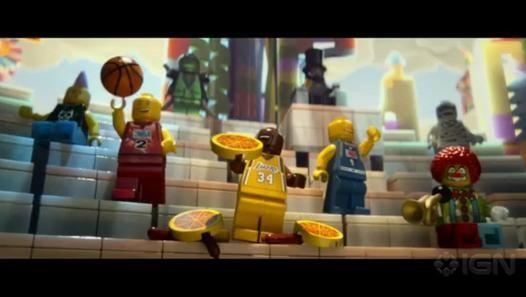 The Lego Movie Trailer 1 Video Dailymotion Lego Movie Lego People