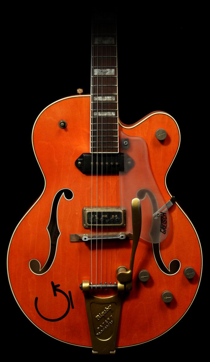 Gretsch Custom Shop G6120EC Eddie Cochran Tribute