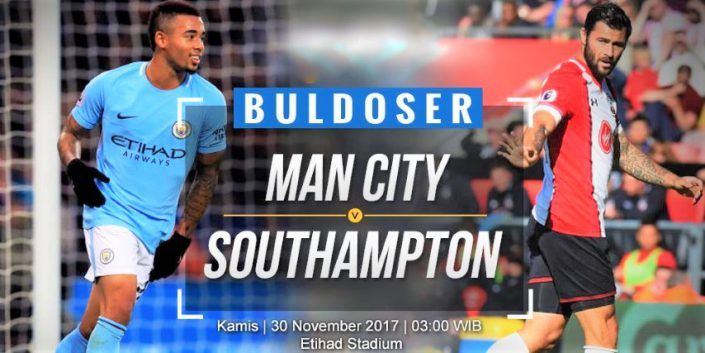 Prediksi Manchester City vs Southampton Liga Inggris ...