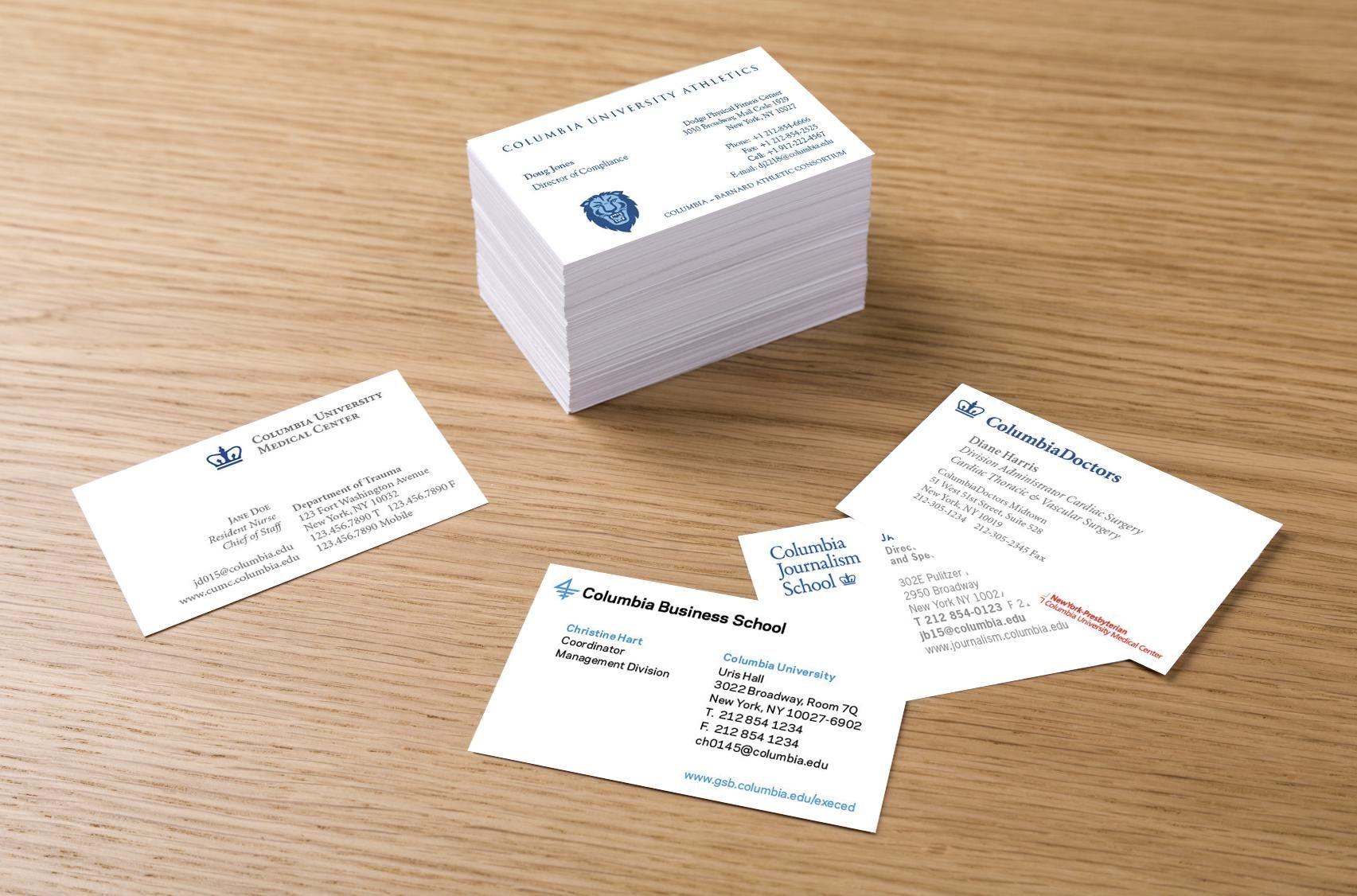 Drucken Sie Visitenkarten Kapstadt Plus Druckerei Für