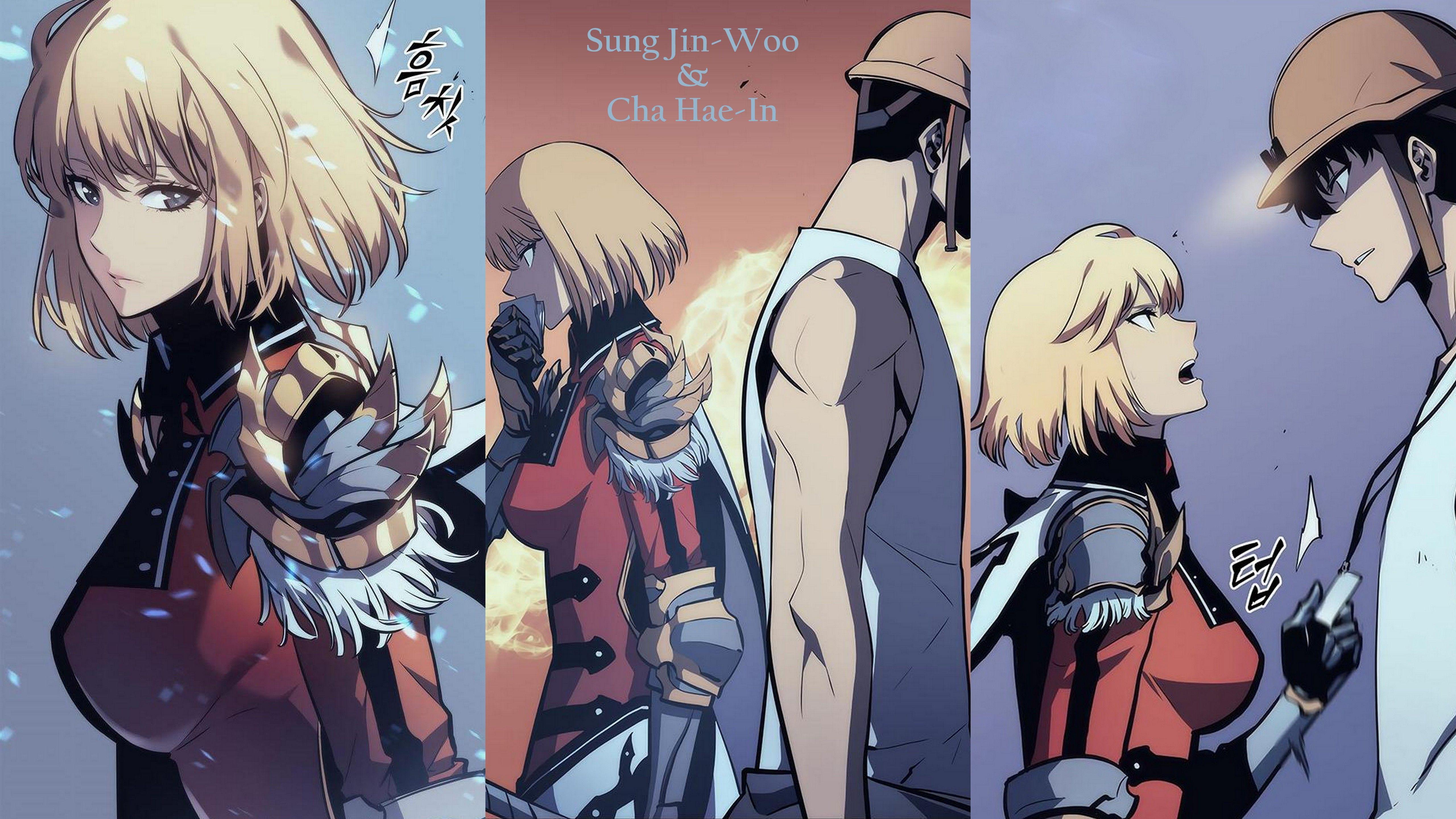 Solo Leveling Wallpaper Hd Anime Astronomia