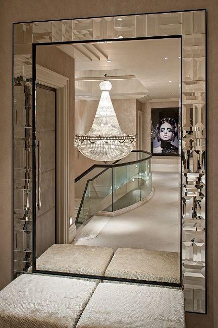 Modelo de espejo para entrada cosas que me encantan - Espejos de entrada ...