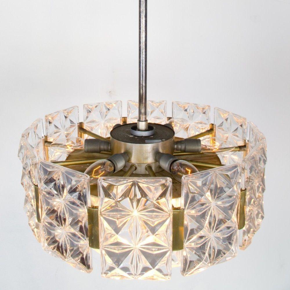 Located using retrostart.com > Hanging Lamp by Unknown Designer for Kalmar