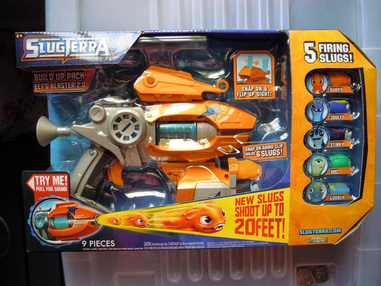 Battle For Terra Toys : Slugterra birthday google search slug terra