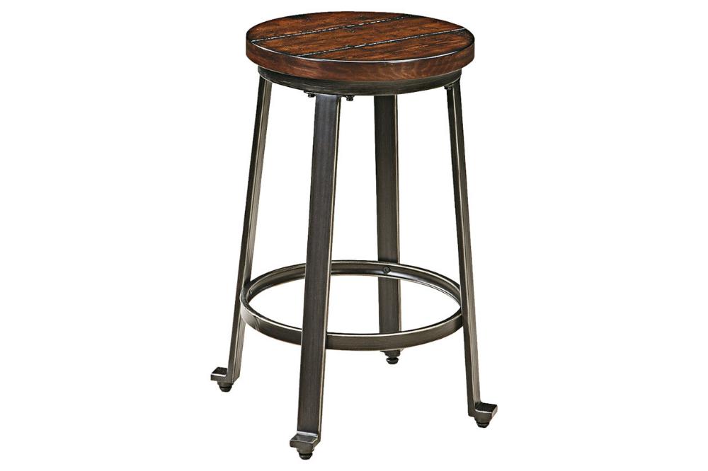 Challiman Counter Height Bar Stool Set Of 2 Bar Stool