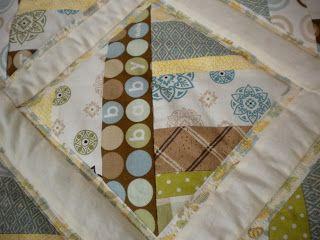 Gender-neutral Baby quilt