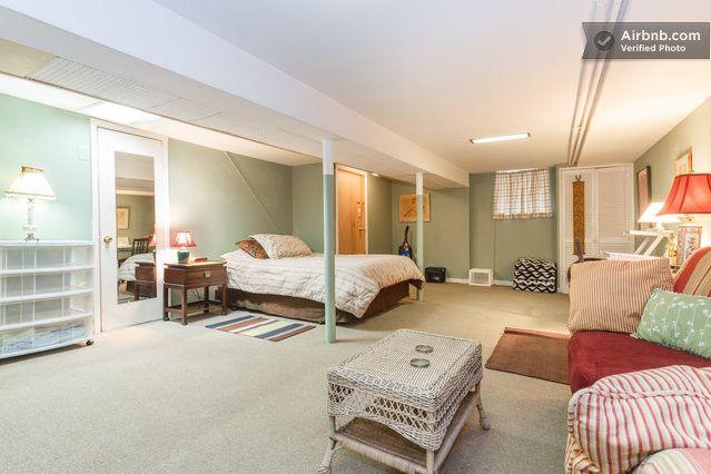 Exceptionnel New Ideas Studio Basement Apartment With Weehawken Vacation Rentals U0026 Short  Term Rentals Airbnb