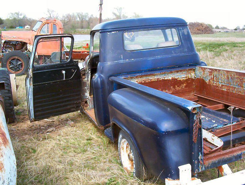Chevrolet Vintage Trucks | Trucks | Pinterest | Chevrolet, Vintage ...