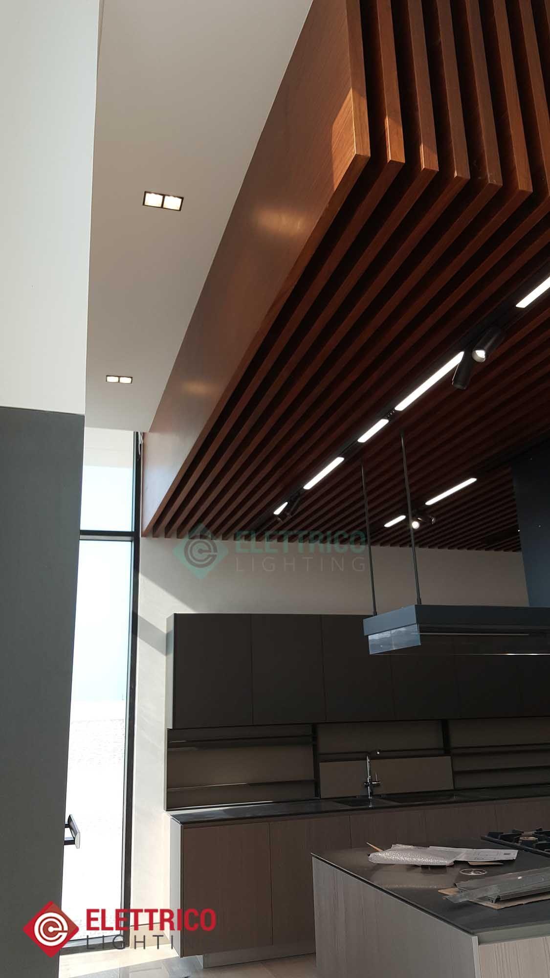 Lighting Track System For Ceiling Elettrico In Dubai Lighting Design Interior Luxury House Interior Design Luxury Homes Interior