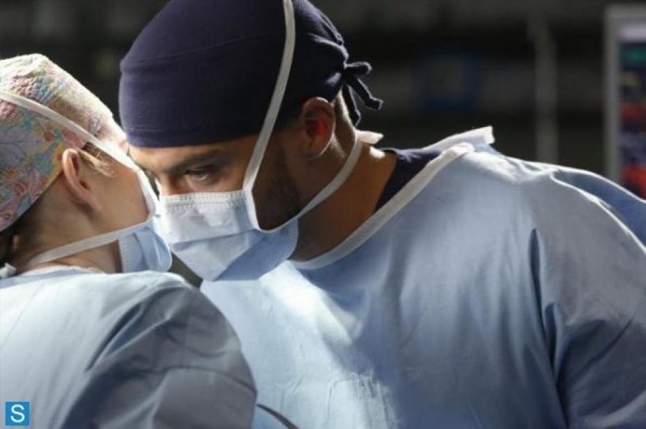 Grey\'s Anatomy Saison 10 : Episode 11, Jackson et April dans des ...