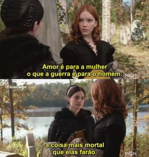 Salem 1x01 The Vow Frases Séries Frases De Musicas E