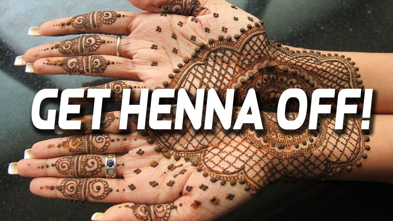 How To Remove Henna From Skin Mehendi Remove At Home Beauty Diy