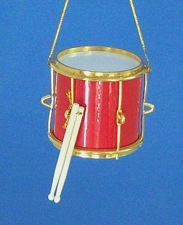 Tenor Drum Ornament