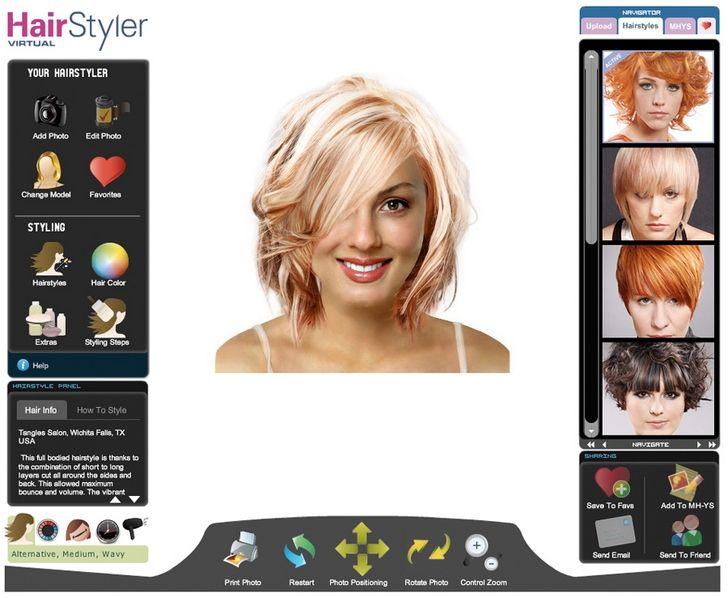 Carolyn Perry Carolynperryerk Hairstyle Software Hair Styles Hair Tutorial