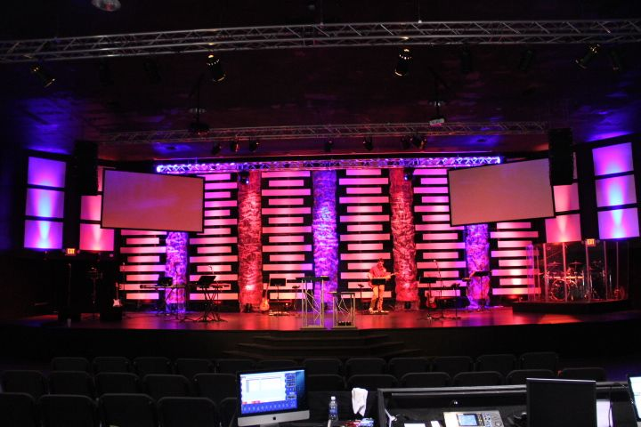 Throwback Moves Like Stagger Church Stage Design Stage Design Church Stage