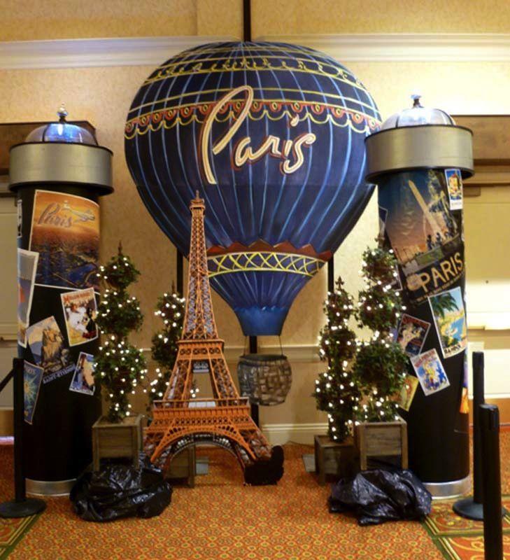 Paris Themed Wedding Reception Ideas: Paris Theme Parties And Props
