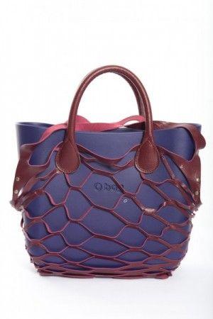 cover rete pelle bordeaux per fullspot o 39 bag mini fullspot o 39 bag pinterest bag and fashion. Black Bedroom Furniture Sets. Home Design Ideas