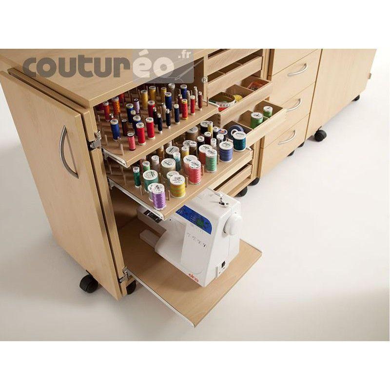 Meuble Machine A Coudre Ikea