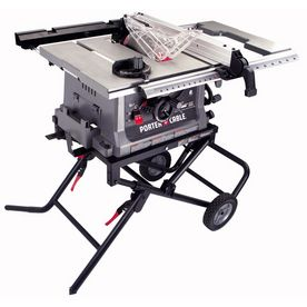 Porter cable 15 amp 10 table saw 299 home improvement porter cable 15 amp 10 table saw 299 greentooth Choice Image
