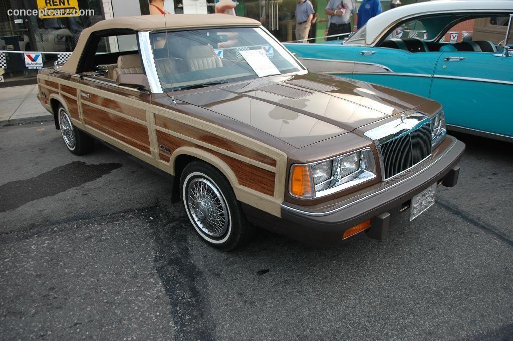 1986 Chrysler Lebaron Convertible Chrysler Lebaron Windscreen